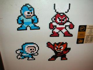 Megaman sprites